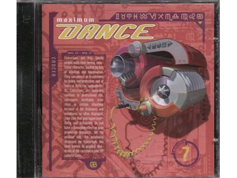 Maximum Dance 7 - 2003 - CD