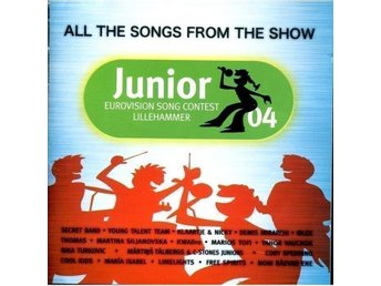 Junior Eurovision Song Contest 2004 - CD
