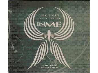 InMe - InMe: Phoenix: The Best Of InMe - 2010 - CD+DVD - Limited Edition