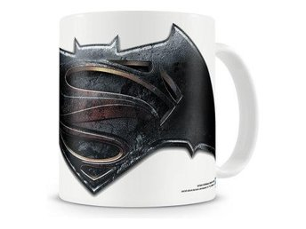 Batman Vs Superman Mugg Logo