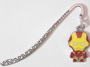 Ironman bokmärke / Ironman bookmark
