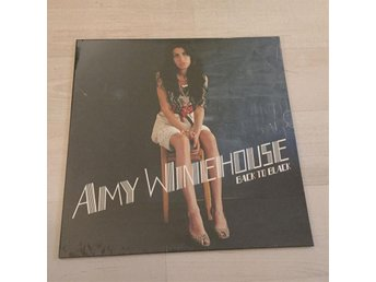 AMY WINEHOUSE - BACK TO BLACK. LP