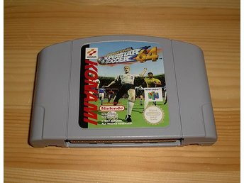 N64: International Superstar Soccer 64