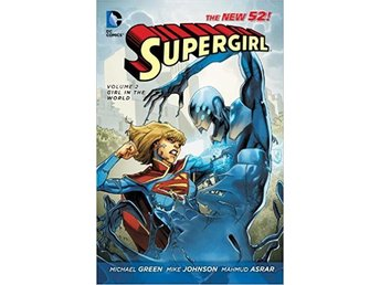 Supergirl Vol. 2 Girl in the World (The New 52) TP NY
