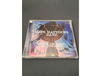 Cd/ DAVE MATTHEWS BAND-UNDER THE TABLE AND DREAMING - Eksjö - Cd/ DAVE MATTHEWS BAND-UNDER THE TABLE AND DREAMING - Eksjö