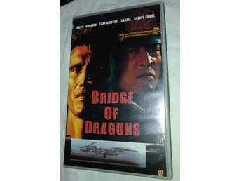 VHS - Bridge of Dragons (Dolph Lundgren)
