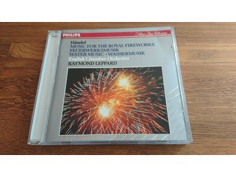 Händel: Music for the Royal Fireworks