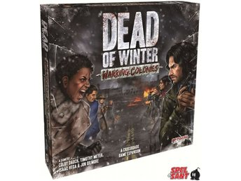 Dead of Winter Warring Colonies Expansion