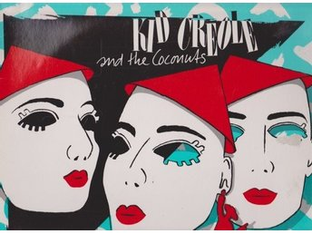 Kid Creole and the Coconuts: In Praise of Older Women and