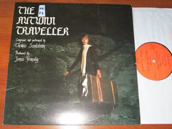"THOMAS SUNDSTRÖM - The Autumn traveller, 12"" Maxi privatpress 1981 MIKLAGÅRD"