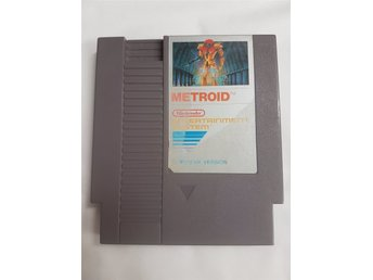 Metroid European version (Svensksålda utgåvan)