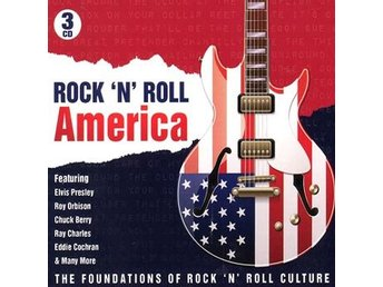 Rock'n'Roll America (3 CD)