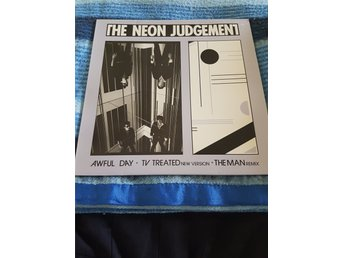 The Neon Judgement - Awful day 12""