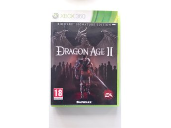 Dragon Age 2 II Xbox 360 Bioware Signature Edition