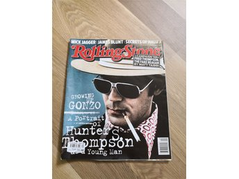 Rolling Stone nr 1036 oktober 2008 Hunter S Thompson