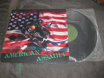 Venom - American Assault