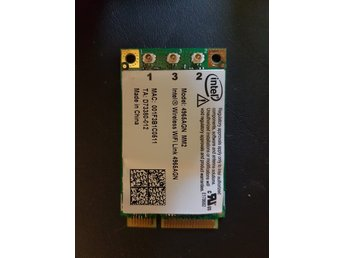 Intel Wireless WiFi Link 4965AGN