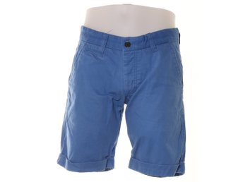 Selected Homme, Shorts, Strl: M, Blå