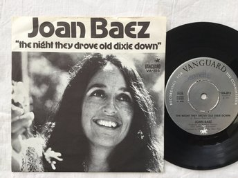 Joan Baez-The night they drove old dixie down (1971) VA-815