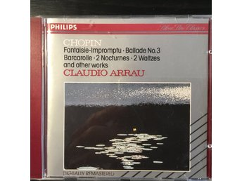 Claudio Arrau - Chopin