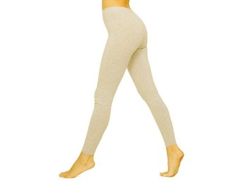 Womens High Waist Cotton Leggings Thick Warm Full Length