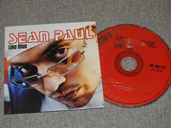 Sean Paul - Like Glue CD Singel (pappfodral) / Get Busy
