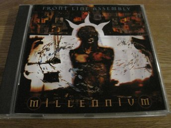 FRONT LINE ASSEMBLY - MILLENIUM,  CD