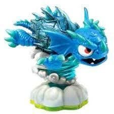 Data Spel Wii Xbox PS3 PS4  - Skylanders Spyros Adventures - Warnado