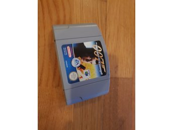 JAMES BOND 007 THE WORLD IS NOT ENOUGH N64 BEG