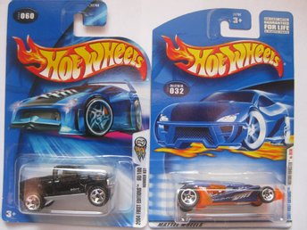 Leksaker Hot Wheels Cars Bilar Mattel - 2st Hot Wheels  - HWB 58