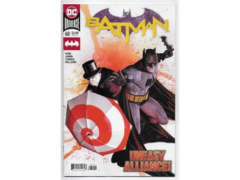 Batman 3rd Series # 60 NM Ny Import