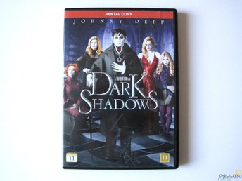 Dark Shadows med Johnny Depp