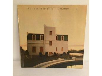 Keith Jarrett The Survivors Suite Lp 338048838 ᐈ K 246 P