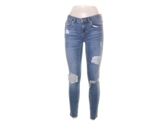 Perfect Jeans Gina Tricot, Jeans, Strl: 28/30, Kristen, Blå