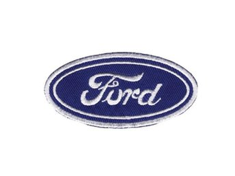 Ford Patch Brodyrmärke.