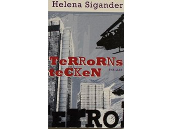 Terrorns tecken, Helena Sigander (Pocket)