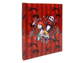 Nightmare Before Christmas-  JACK & SALLY MUSICAL  NOTBOK A 20x17