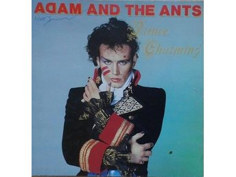 Adam And The Ants titel* Prince Charming*LP,Gatefold - Hägersten - Adam And The Ants titel* Prince Charming*LP,Gatefold - Hägersten