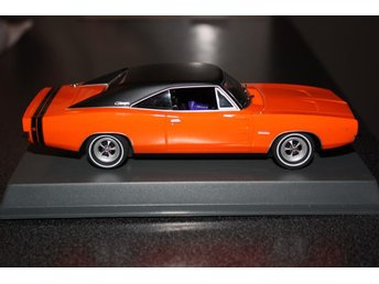 Pioneer Dodge Charger R/T skala 1:32 DPR (passar Scalextric)