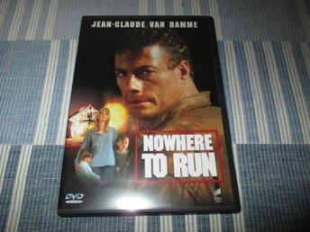 Nowhere to Run / Van Damme / Bra skick / Utgått - Katrineholm - Nowhere to Run / Van Damme / Bra skick / Utgått - Katrineholm
