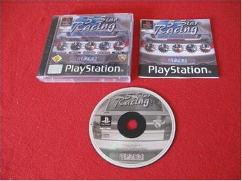 5 STAR RACING till Sony Playstation PSone