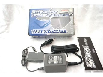 Batteri & Laddare - Original Nintendo AC Adapter GameBoy Advance Game Boy