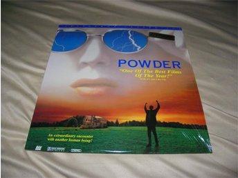 Powder - AC-3 - Letterboxed laserdisc - 1st - Säffle - Powder - AC-3 - Letterboxed laserdisc - 1st - Säffle