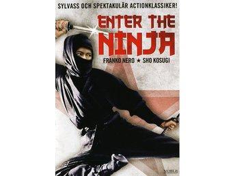 Enter the Ninja (Sho Kosugi, Franko Nero) - Visby - Enter the Ninja (Sho Kosugi, Franko Nero) - Visby