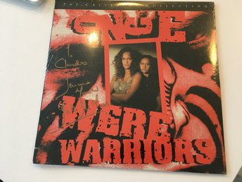 Once Were Warriros - Criterion Collection - Laserdisc
