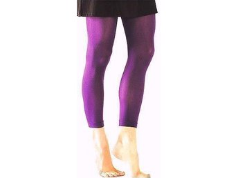 NYTTst X-SMALL TERMO EXTRA WARM DARK PURPLE TERMO LEGGINGS