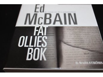 CD-bok: Fat Ollies bok - Ed McBain