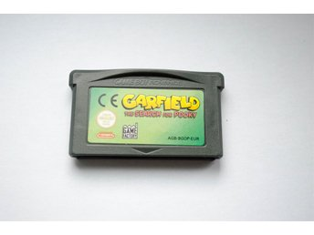 Garfield - The search for Pooky - Gameboy advance/Nintendo DS