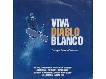 Various Artists  titel*  Viva Diablo Blanco Freestyle Beats Volume One* 2 × LP