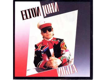 Elton John - Nikita / the Man Who Never Died (Vinylsingel)